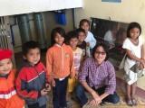 Chàng trai Việt kiều giúp trẻ em vùng cao có nước sạch
