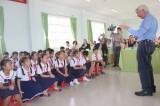 Khai mạc dự án trẻ em đọc sách