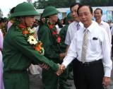 Lực lượng vũ trang huyện Bắc Tân Uyên:  Phát huy truyền thống chiến khu Đ anh hùng