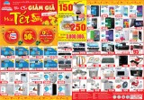 Hội chợ mua sắm hàng điện máy giá rẻ
