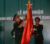 Lữ đoàn Tăng -Thiết giáp 22- Quân đoàn 4:  Đón nhận danh hiệu Anh hùng lực lượng vũ trang nhân dân