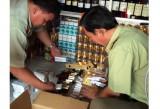 Ngành chức năng ra quân kiểm tra hàng hóa dịp tết: Phát hiện nhiều mặt hàng nhập lậu