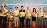 Công đoàn KCN Việt Nam - Singapore: Phát động phong trào thi đua năm 2015