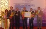 Sở Xây dựng đón nhận Huân chương Lao động hạng ba