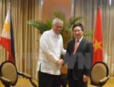 Việt Nam-Philipines hướng tới thiết lập quan hệ Đối tác chiến lược