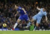 Chelsea và Manchester City bất phân thắng bại