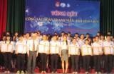 Đoàn trường Đại học Thủ Dầu Một: Khen thưởng tập thể, cá nhân có thành tích xuất sắc trong công tác Đoàn - Hội