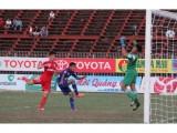 Kết quả vòng 6 V-league 2015: Thắng Cần Thơ, B.Bình Dương trở lại ngôi đầu
