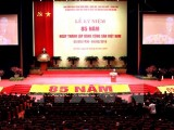 Điện mừng kỷ niệm 85 năm Ngày thành lập Đảng Cộng sản Việt Nam
