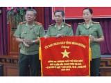 Đảng bộ Công an thành phố Thủ Dầu Một:  Xây dựng đơn vị trong sạch, vững mạnh