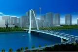 TP Hồ Chí Minh: Động thổ xây dựng cầu Thủ Thiêm 2 vượt sông Sài Gòn