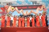 Thành Lộc - doanh nghiệp bán lẻ đầu tiên trong tỉnh khai trương siêu thị