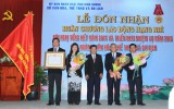 Ngành Văn hóa-Thể thao và Du lịch: Đón nhận Huân chương Lao động hạng Nhì