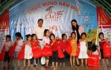 Trao hơn 500 phần quà cho trẻ em em mồ côi và khuyết tật tại Trung tâm nhân đạo Quê Hương