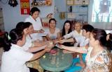 Hội Liên hiệp phụ nữ  xã Long Hòa, huyện Dầu Tiếng: Điểm sáng trong công tác hội