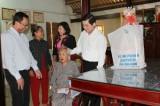 Lãnh đạo tỉnh: Thăm, tặng quà cho đối tượng chính sách TX.Tân Uyên, TX.Thuận An, 2 huyện Dầu Tiếng và Bắc Tân Uyên