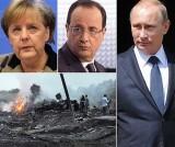 WSJ: Bà Merkel và ông Hollande bác đề xuất của Tổng thống Nga Putin