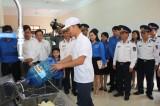 Tỉnh đoàn Bình Dương: Trao Công trình Trạm lọc nước tinh khiết cho Bộ Tư lệnh Vùng Cảnh sát biển 2