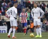 "Atletico 4-0 Real Madrid: ""Kền kền trắng"" thảm bại ở Vicente Calderon"