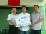 Phú Giáo trao nhà nhân ái cho thanh niên nghèo