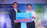 Bảo Việt nhân thọ: Triển khai quay số trúng thưởng