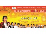 Tối nay, live show Hoài Linh biểu diễn
