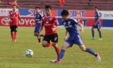 Becamex Bình Dương bại trận trên sân Tân An