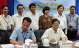 Ký kết quy chế phối hợp giữa Cục thuế và Liên đoàn Lao động tỉnh