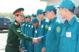 Lực lượng Vũ trang tỉnh: Sẵn sàng cho mùa xuân yên bình