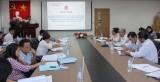 Hội nghị phổ biến, hướng dẫn các nội dung liên quan đến việc tổ chức lấy ý kiến nhân dân về Dự thảo Bộ luật dân sự (sửa đổi)