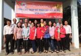 Hội Chữ thập đỏ thị xã Tân Uyên: Trao 3 ngôi nhà Chữ thập đỏ