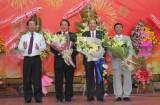 Trường Đại học Thủ Dầu Một: Họp mặt mừng Đảng, mừng xuân