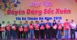 """Thị đoàn Thuận An: Tổ chức hội thi """"Khéo tay ngày tết"""" cho thanh niên công nhân"""