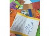 """Thiệp """"Mùa Xuân Biên giới"""" dành tặng các em nhỏ vùng xa"""
