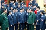 Đẩy mạnh xây dựng Cảnh sát biển Việt Nam hiện đại