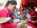 Tết Cộng đồng Xuân Ất Mùi tại Indonesia ấm áp và ý nghĩa