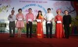 Xã đoàn Đất Cuốc, huyện Bắc tân Uyên: Tổ chức hội thi Khúc hát truyền thống