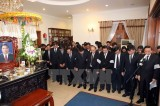 Lễ truy điệu Trưởng ban Nội chính Trung ương Nguyễn Bá Thanh