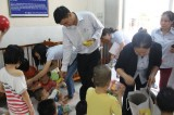 Bia Sài Gòn Miền Đông trao 75 triệu đồng cho trẻ em mồ côi