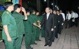 Lãnh đạo tỉnh thăm, chúc tết các đơn vị lực lượng vũ trang, báo đài và một số doanh nghiệp Nhà nước
