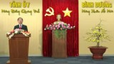 Chúc Tết của đồng chí Mai Thế Trung - UV BCH Trung Ương Đảng, Bí thư Tỉnh ủy Bình Dương