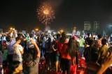 Cả nước đón năm mới Ất Mùi 2015 ngập tràn tin yêu