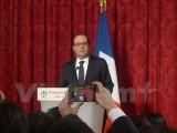 Tổng thống Pháp gặp mặt cộng đồng châu Á dịp Tết Nguyên đán