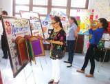 TX.Thuận An: Tổng kết, phát giải hội thi viết báo tường 2015