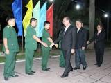 Lực lượng vũ trang tỉnh: Bảo đảm một mùa xuân bình yên