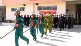Bảo đảm an ninh trật tự trong Khu công nghiệp Bàu Bàng: Ký kết quy chế phối hợp giữa các lực lượng