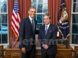 Đại sứ Việt Nam tại Hoa Kỳ trình quốc thư lên Tổng thống Obama