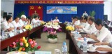 Đoàn công tác của UBND tỉnh kiểm tra, nắm tình hình tại các huyện, thị xã