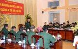 Thượng tướng Nguyễn Thành Cung: Chủ trì hội nghị giao ban các cơ quan, đơn vị phía Nam