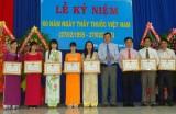 Phú Giáo: Tổ chức lễ kỷ niệm 60 năm Ngày Thầy thuốc Việt Nam